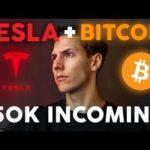 TESLA BUYS BITCOIN! | Crypto news