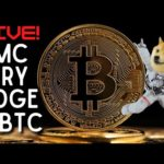 CRYPTO RALLY: BITCOIN & DOGECOIN 🚀🚀🚀    TLRY MOONING    AMC and GME CRASHING!