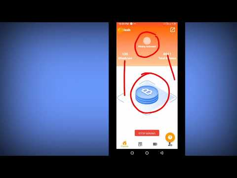 Bitcoin Mining App hat Pays You FREE Bitcoin 2021 Earn 0.000741 BTC in 24 HOURS