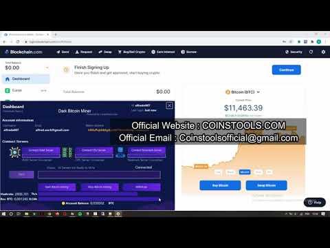 BEST BITCOIN MINER EVER!!! Insane Daily Profits 0 273159 BTC LIVEPayment Proof 2021