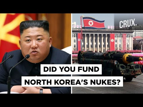Cyber Crimes & Crypto Scam | How North Korea's Nuke Programme Got Its Funds