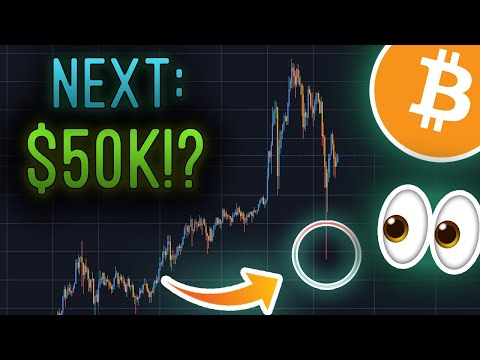 [LIVE] BITCOIN CRASH!!! THIS IS WHERE IT'S GOING NEXT!!