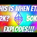 Ethereum ETH News - This Is When ETH Explodes - Apple In Crypto??? Price Predictions & TA