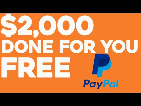 Make $2,000/Day For FREE! | Done For You (Make Money Online)