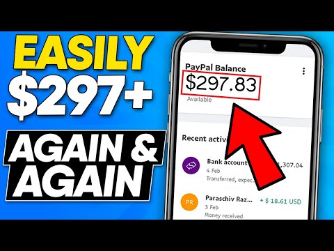 EARN $297+ AGAIN AND AGAIN | How To Make Money Online Fast and Easy 2021