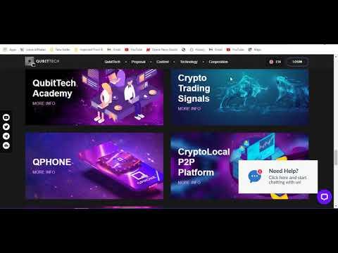 Qubittech Scam Review | Fake Crypto Scam