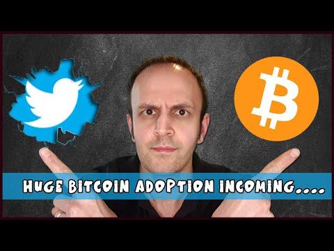 HUGE BITCOIN NEWS ! Twitter buying bitcoin ?   Mastercard ??