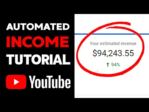 Youtube Automation Tutorial 2021 (Youtube Automation Tutorial) (Make Money Online)