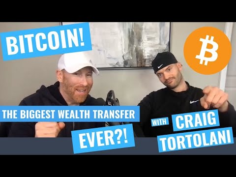 BITCOIN: The Biggest Wealth Transfer Ever?!
