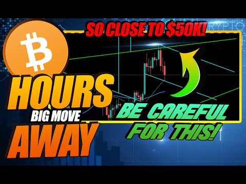 TODAY IS A CRUCIAL DAY FOR BITCOIN | YOU MUST PAY ATTENTION TO THIS BTC CHART!