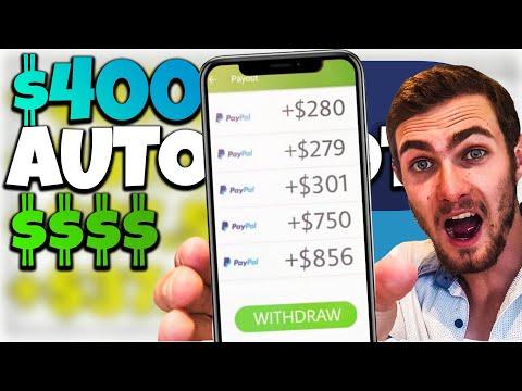 Make Money Online NO WORK! ($400 in 30 Min)