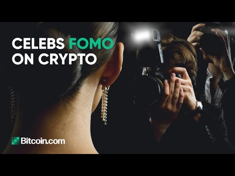 Celebs FOMO on crypto: The Bitcoin.com Weekly Update