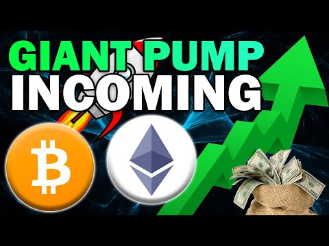 Bullish Crypto News: HUGE PUMP Incoming for BTC and ETH (2021 Gains Will be Life Changing)
