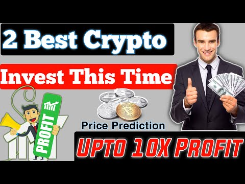 2 Best Crypto To Buy Now | Most Profitable Cryptocurrency 2021 | Bitcoin News Today Hindi |EarnTube