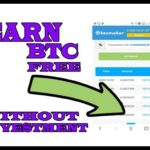 Earn bitcoin per hour without  investment    how to earn money online easily    #learninera
