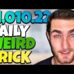 Earn $1,010.22 Per Day With This WEIRD Make Money Online Trick (Make Money Online 2021)