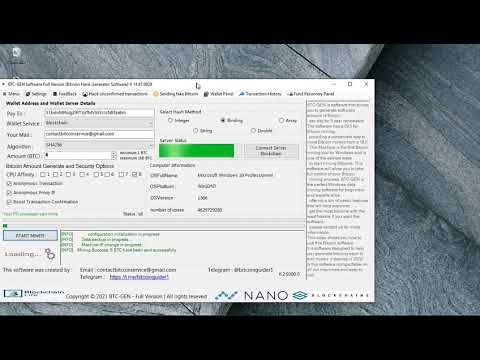 Bitcoin Mining Software In 2021 Get More Bitcoin With Legit Software ⚡100% WORKING ⚡payment Proof