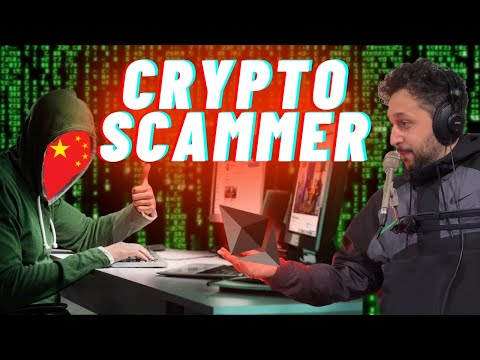 HOW I GOT CRYPTO SCAMMED