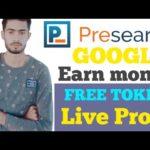 make money online,presearch,presearch token,presearch earn money