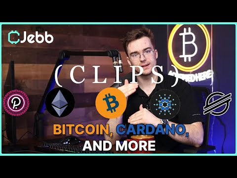 Coffee N' Crypto CLIPS: Bitcoin Price Breakdown! -Bitcoin Price Explained!!