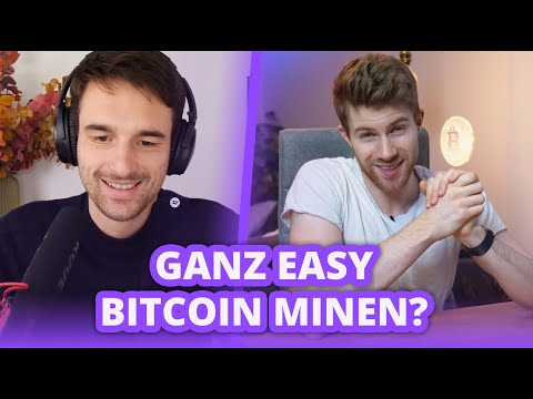 Kann man mit Bitcoin Mining noch Geld verdienen? Reaktion auf Tomary | Finanzfluss Twitch Highlights