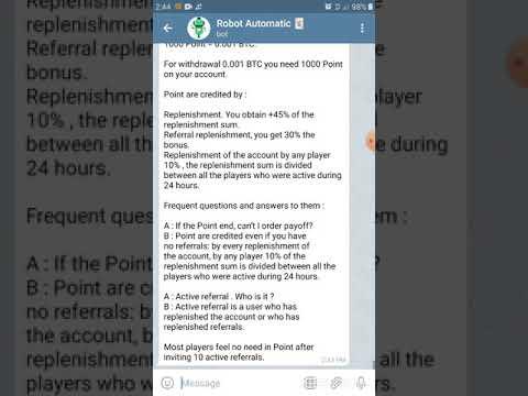#28February2021#Btc Fruit telegram bot#BtcFruittelegramscam#scam#BtcFruittelegramscam