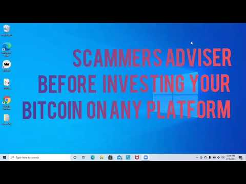 Scam adviser check for your investment platform, #scamcheck #bitcoin #paying #online #investment