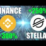 BIG NEWS: Binance Coin (BNB) + Stellar (XLM) | HUGE CRYPTO ANALYSIS