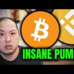 INSANE BITCOIN AND BINANCE COIN PUMPS!!! WHY SO BULLISH???