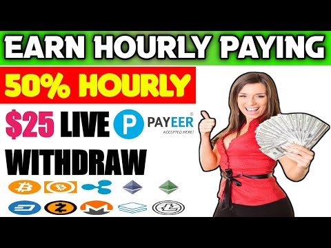 Earn 25$ BTC |  New Bitcoin mining site 2020 | btc earning site 2021 | Hourly Profit