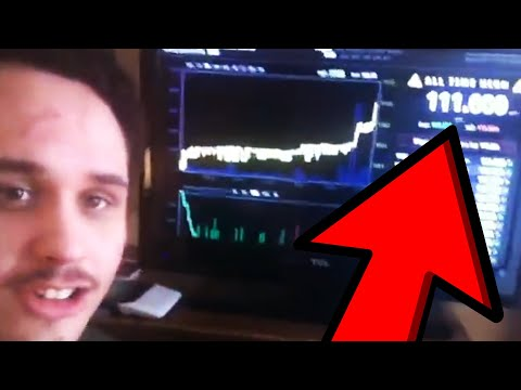 THIS GUY HELD BITCOIN FROM $100!!!!!!