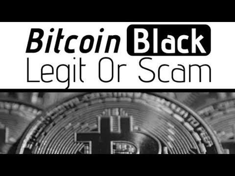 Bitcoin Black |Scam or legit| New Discovery