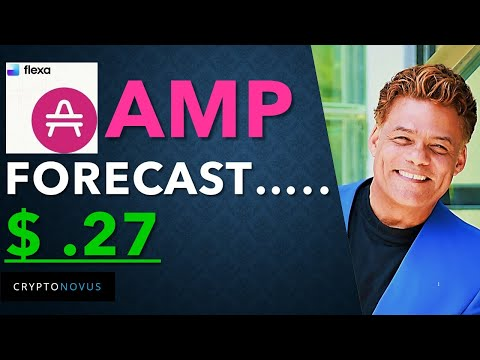 2021 AMP PRICE PREDICTION - $.27 cents If BTC hits $276,000 (New Payment Paradigm)
