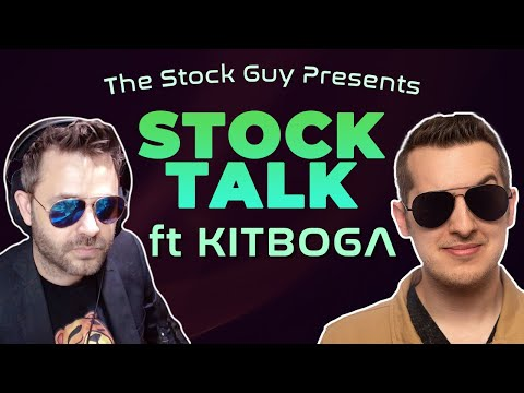 StockTalk ft KITBOGA: GameStop, scams, crypto, and more!