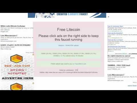 Лайткоин кран Litecoin Keren(Saya) от 70 000 до 255 800 литоши каждые 10 минут!!!