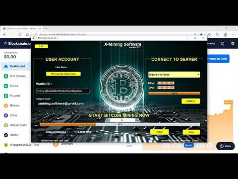 Most profitable & trusted bitcoin mining in 2021 X-Mining Software powered by X-M⚡️PROOF PAYMENT