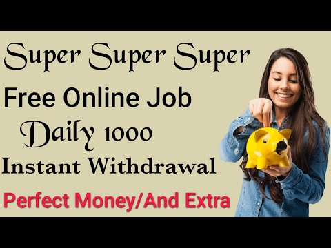 Daily 1000 Without investment/Free Online job/Tamil