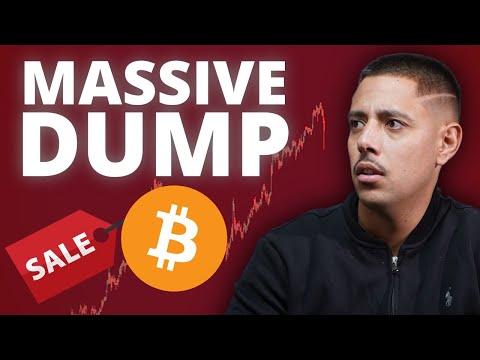 Bitcoin News: Market DUMP, Buy or Sell?