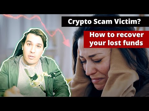 How to get your money back from a crypto scammer | Understanding Crypto