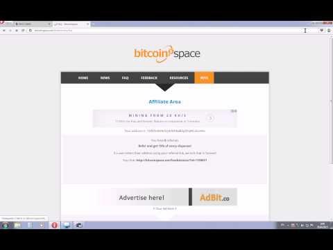 Bitcoin Space – новый кран BTC
