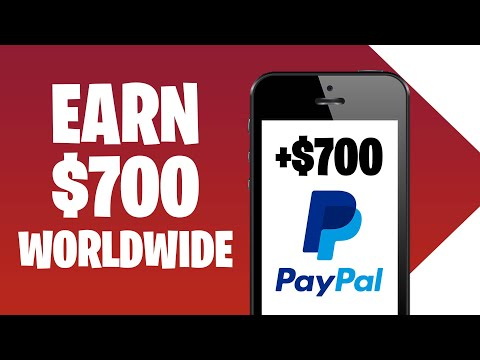 Earn $700+ For Playing VIDEO GAMES *New Apps*   Make Money Online 2021