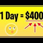 Earn $400+ PER DAY FROM NEW WEBSITE! [Make Money Online 2021]