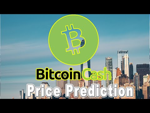 Bitcoin Cash Price Prediction 2020, 2025 | BCH Price Prediction