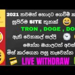 2021 e money site in sinhala | make money online 2021| btc | crepto | payment proof | Ayesh Academy