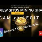 Review Situs Mining Bitcoin Gratis - Scam or Legit ?