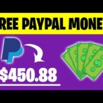 App That PAYS YOU PAYPAL MONEY ($450+)   Make Money Online Apps 2021