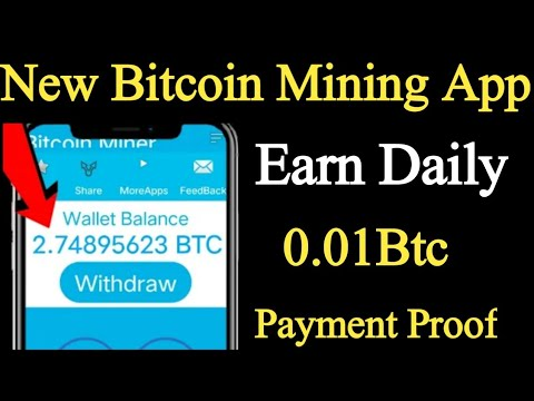 Free Bitcoin Mining APP Without Investment 2021   Earn Daily 0.3 BTC   Free Cloud Mining App 2021