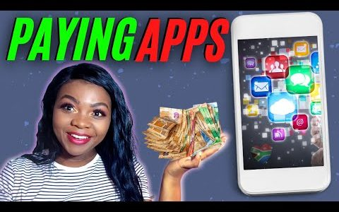 LEGIT Money Making Apps In South Africa 2021|Make Money Online On Your Phone
