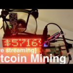 Bitcoin Mining Exclusive Behind The Scenes Live-streaming