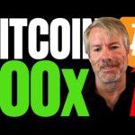 BITCOIN WILL RISE 100X TO $5 MILLION PER BTC PREDICTS MICROSTRATEGY CEO MICHAEL SAYLOR!!